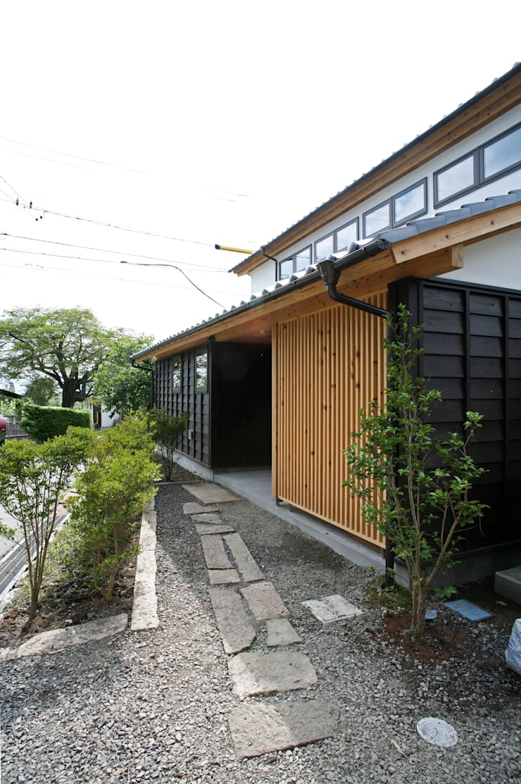 ひなたぼっこ: 尾日向辰文建築設計事務所が手掛けた家です。