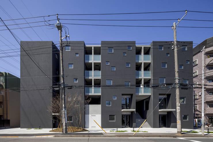 REUGE NOIR: U建築設計室が手掛けた家です。
