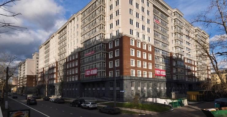 Шоу-рум Москва: Офисные помещения и магазины в . Автор – Barcelona Design