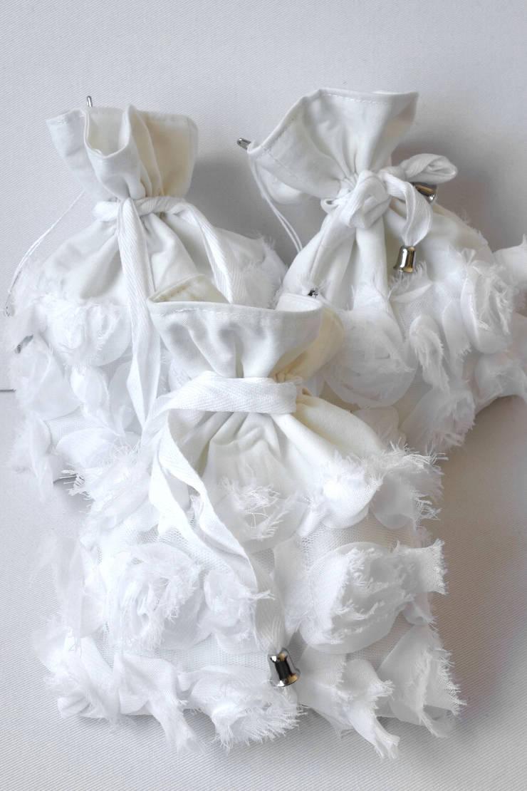 Sakiewki Woreczki Kosmetyczki: styl , w kategorii Sypialnia zaprojektowany przez Styl i Wnętrze