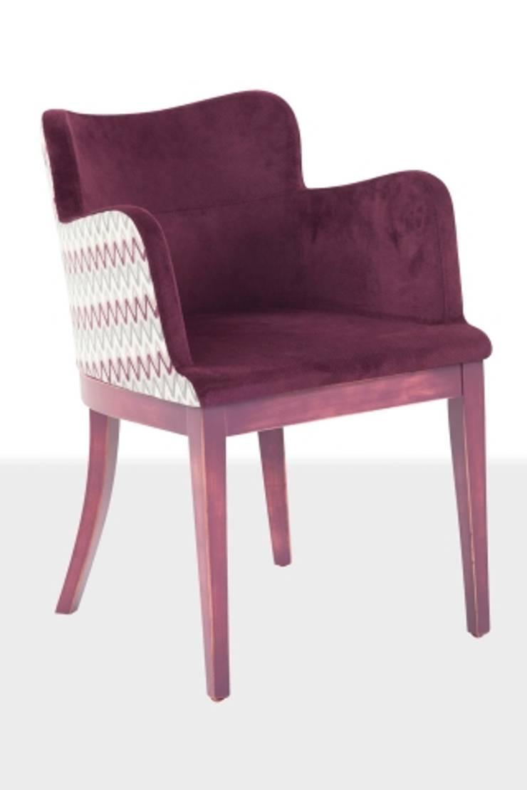 Cafe Sandalyeleri – Ezgi Cafe Sandalye Modelleri: modern tarz , Modern Ahşap Ahşap rengi