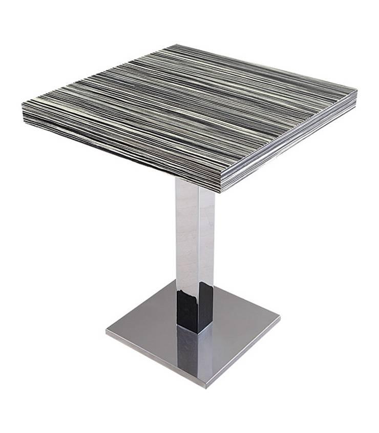 Cafe Sandalyeleri – Cafe Masaları: modern tarz , Modern Ahşap Ahşap rengi