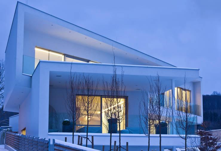 Haus P:  Häuser von Anthrazitarchitekten