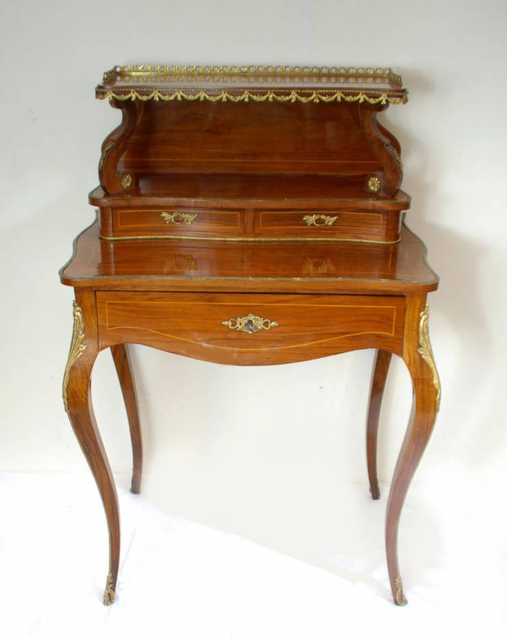 Damessecretaire stijl Louis XVI:  Woonkamer door Smeerling Antiek & Restauratie