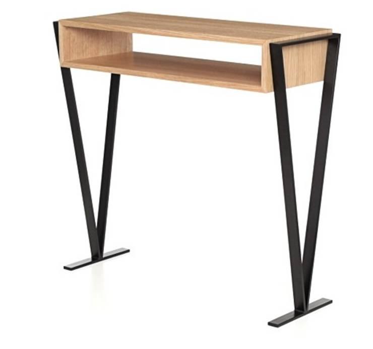 Kosola: styl , w kategorii  zaprojektowany przez Atelio,Nowoczesny Drewno O efekcie drewna