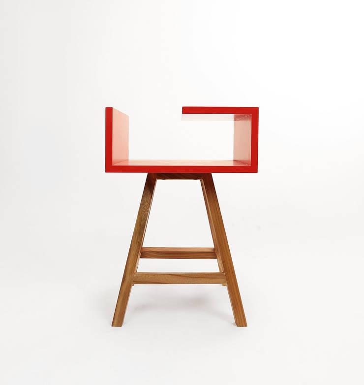 Stolik AA: styl , w kategorii  zaprojektowany przez Atelio,Minimalistyczny