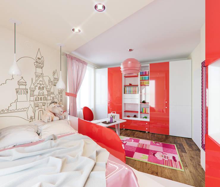 Children rooms in Frankfurt am Main, Hessen, Germany:  Kinderzimmer von Insight Vision GmbH