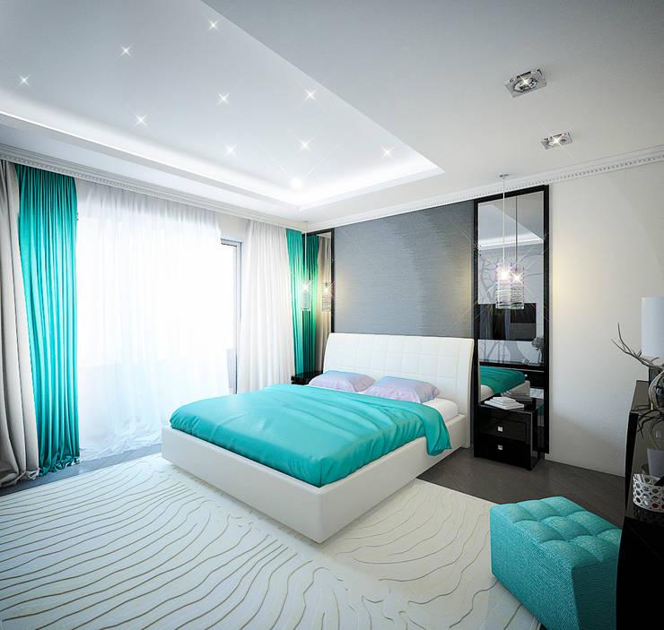 Slaapkamer door Insight Vision GmbH