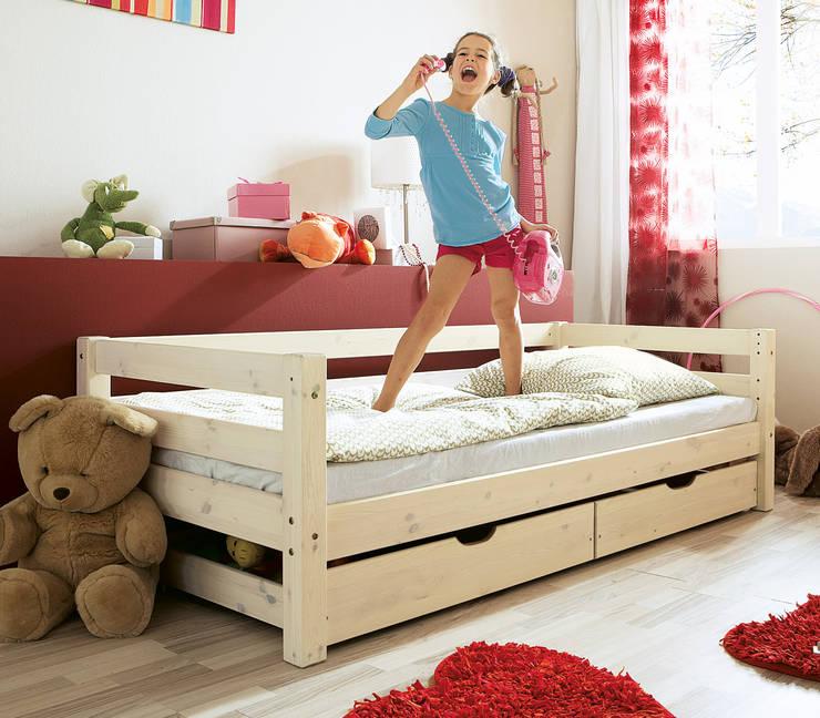 """Kinderbett """"Kids Paradise"""" Basic: klassische Kinderzimmer von Betten.de"""