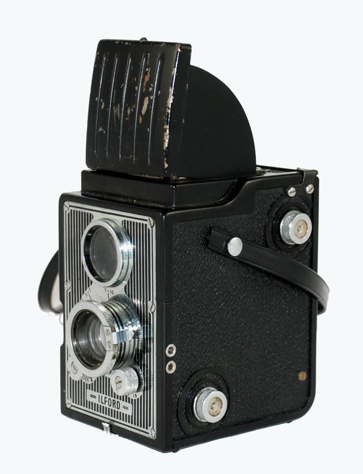 Ilford Craftsman camera:  Woonkamer door Smeerling Antiek & Restauratie