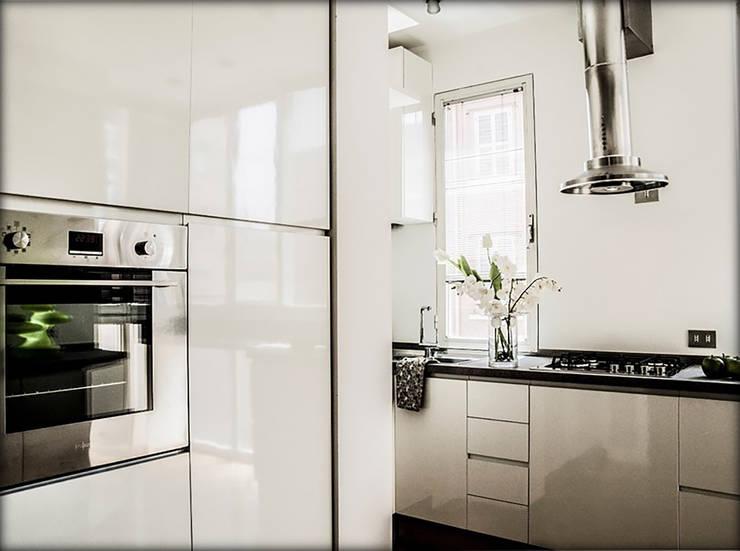 مطبخ تنفيذ My Home Attitude - Barbara Sala