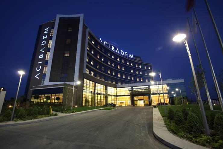 LİNA MİMARLIK – ESKİŞEHİR HASTANESİ:  tarz Hastaneler