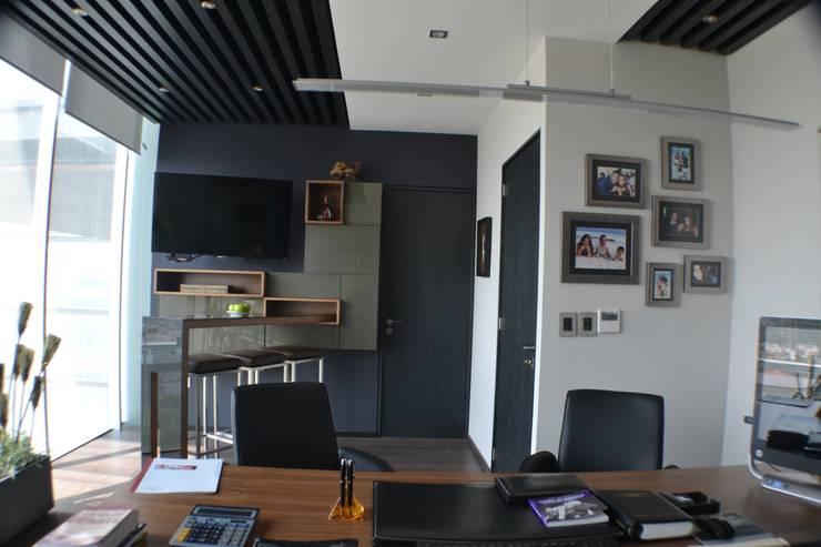 Oficina 2: Oficinas y tiendas de estilo  por Maka Arquitectura