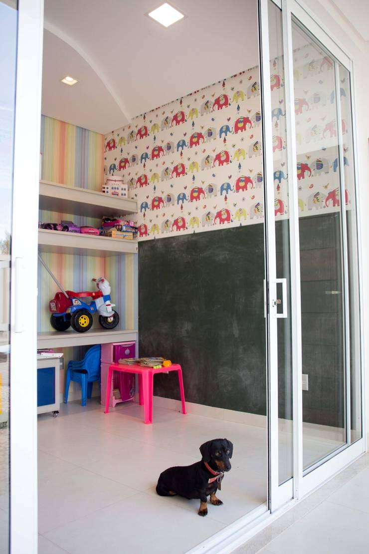 INTERIORES: Quarto de crianças  por BOULEVARD ARQUITETURA