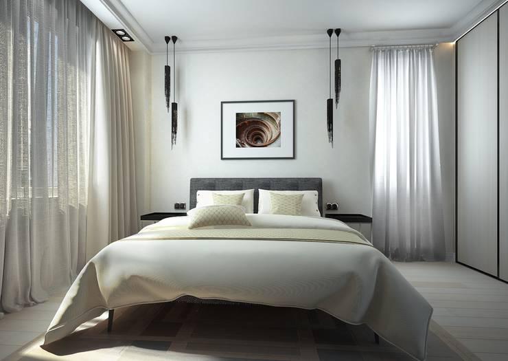 Спальня: Спальни в . Автор – Альбина Романова