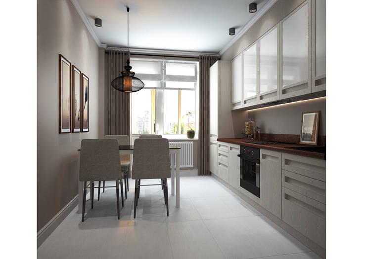 Кухня: Кухни в . Автор – Альбина Романова
