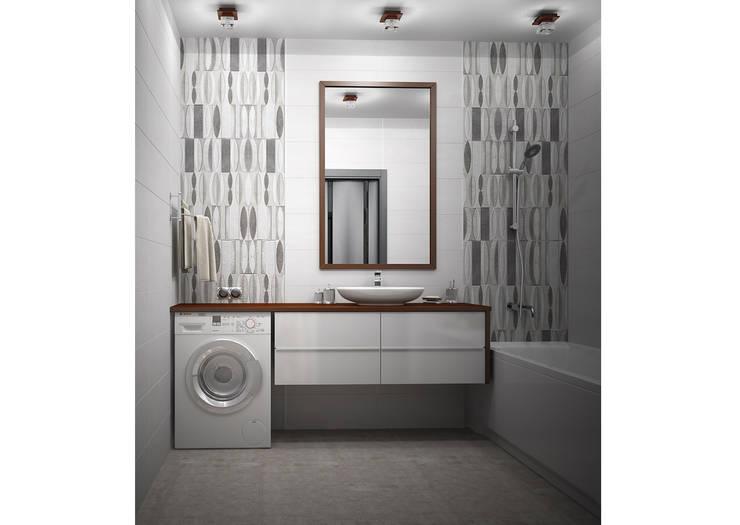 Су: Ванные комнаты в . Автор – Альбина Романова