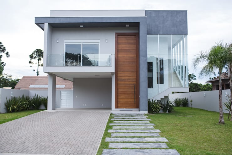 Casas  por Pau Brasil