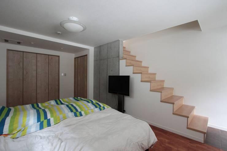 アトリエグローカル一級建築士事務所의  침실