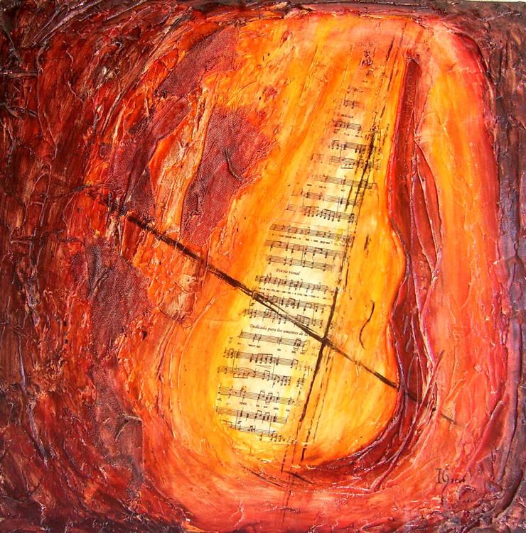 Obras de Música : Estudio de estilo  por Galeria Ivan Guaderrama