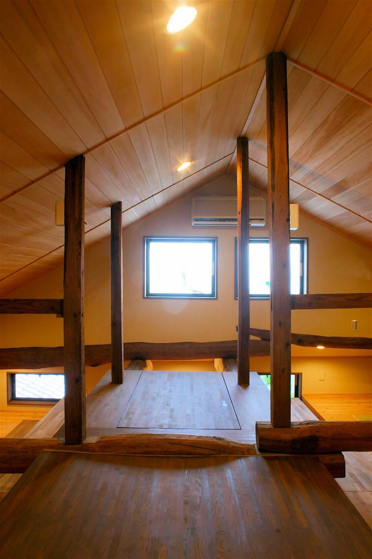modern  door 川崎建築設計室, Modern