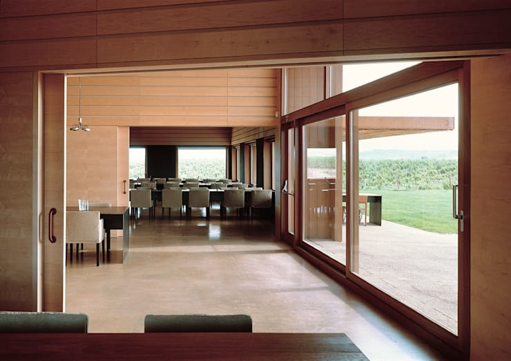 Comedores de estilo  por Ignacio Quemada Arquitectos