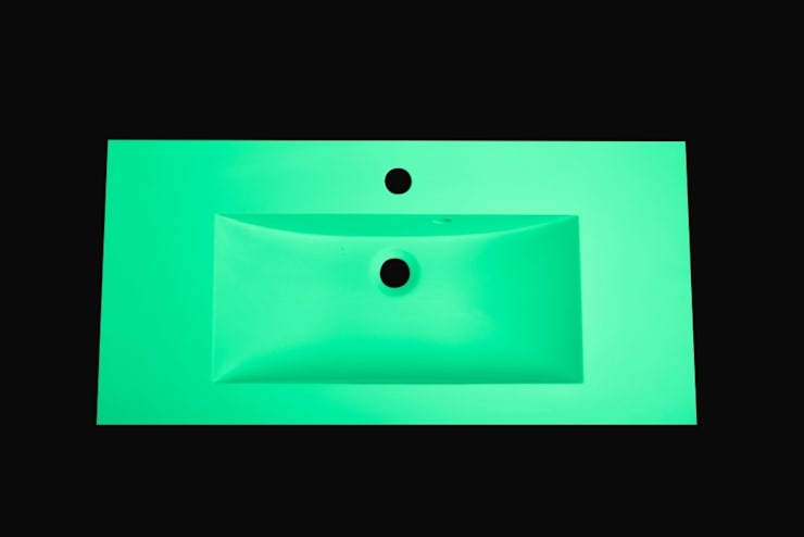 Umywalka meblowa – dowolny kolor: styl , w kategorii Łazienka zaprojektowany przez Nowa Droga W Standardach