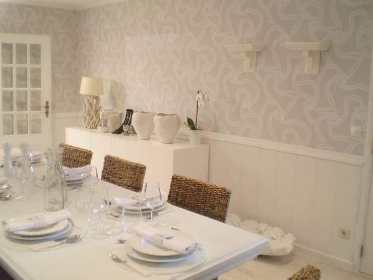 Sala de Jantar:   por Isabel Pires de Lima - Interior Design