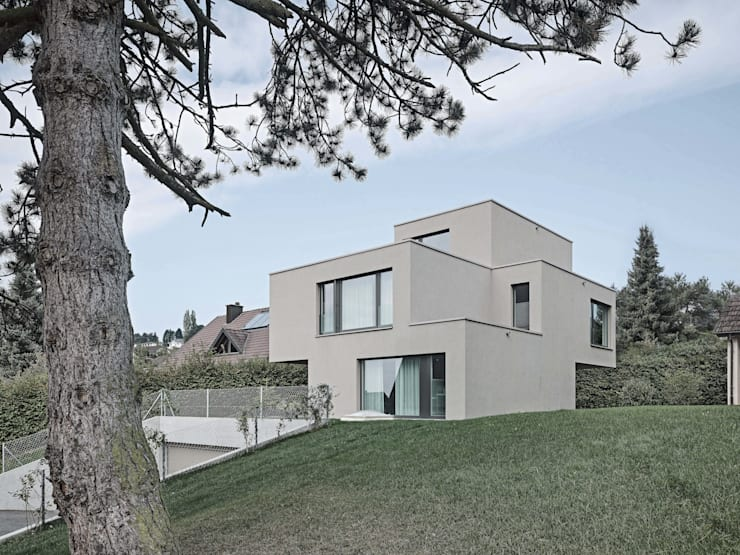 Houses by phalt Architekten AG