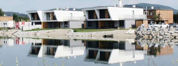 Projekty,  Domy zaprojektowane przez grmw