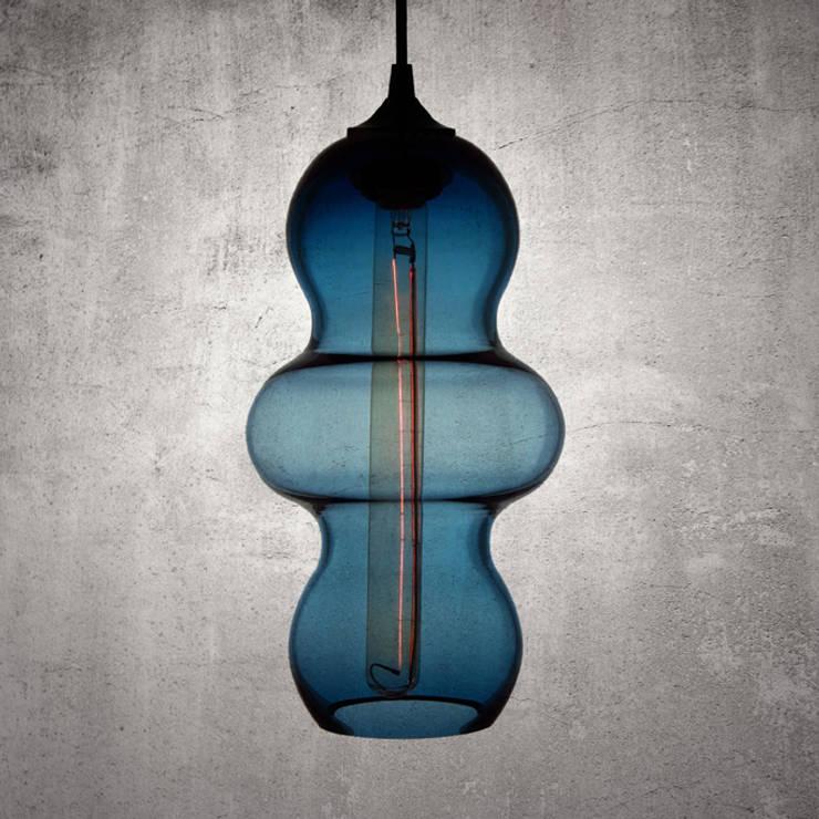Tamarindo Azul: Cavas de estilo  por Luminosa ™