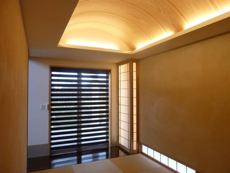 movie set: 株式会社誠風庵・大山一誠アトリエが手掛けた和室です。
