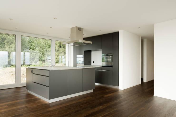 Кухни в . Автор – a4D Architekten AG