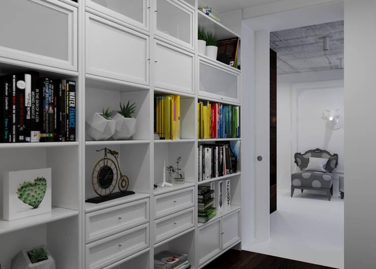 Библиотека: Коридор и прихожая в . Автор – 3D GROUP