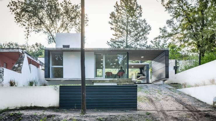 Casa La Viña: Casas de estilo  por stc arquitectos