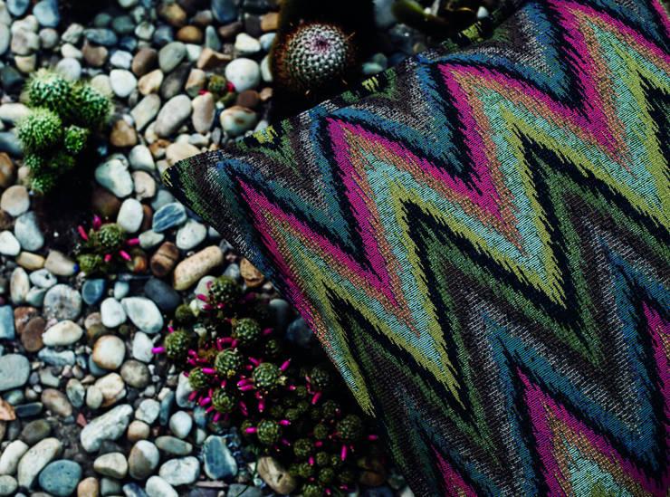 Colecção Equador 2015, marca <q>barbara osorio fabrics</q>: Casa  por Pedroso&Osório