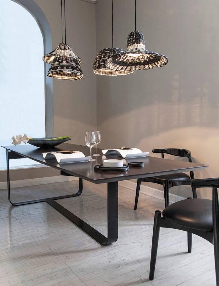 Colección Solsken: Comedores de estilo moderno por Solsken