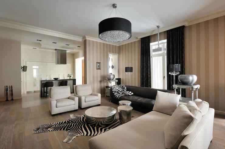 Дизайн-студия «ARTof3L»:  tarz Oturma Odası