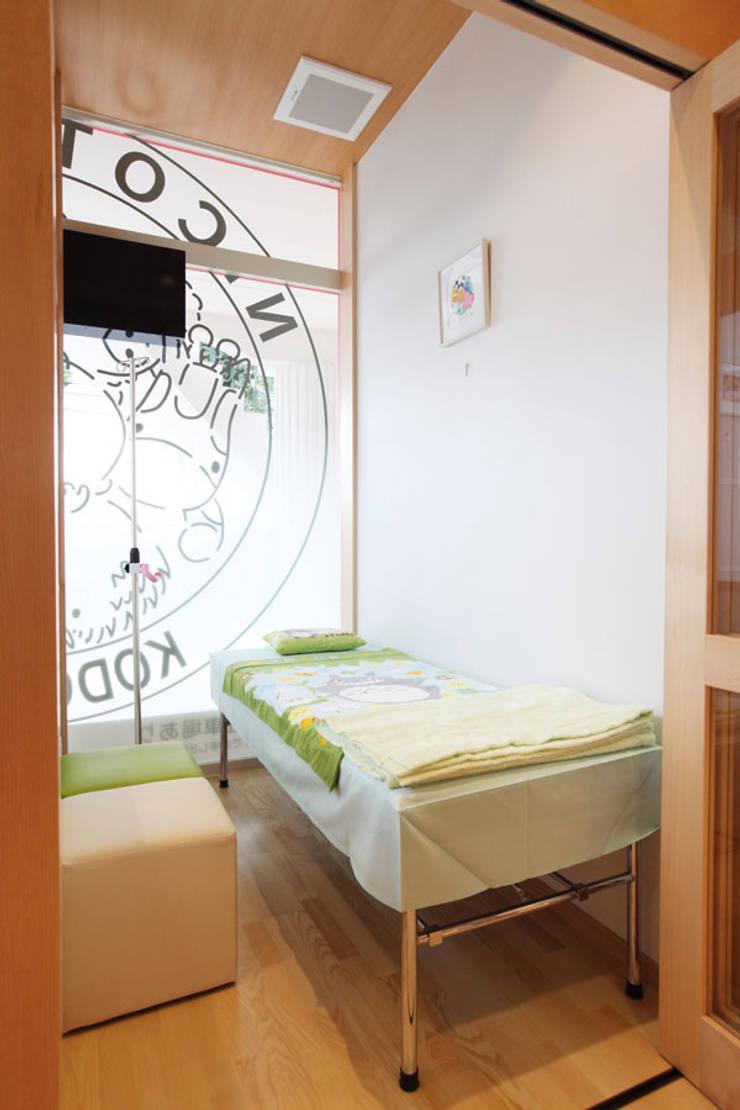 感染症待合室(隔離室): info7500が手掛けた医療機関です。