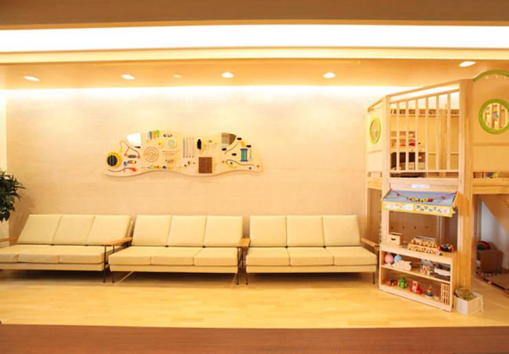 待合室: info7500が手掛けた医療機関です。