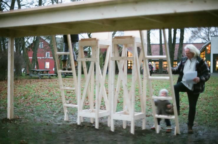 The fragile table : Hidemi Nishidaが手掛けた庭です。