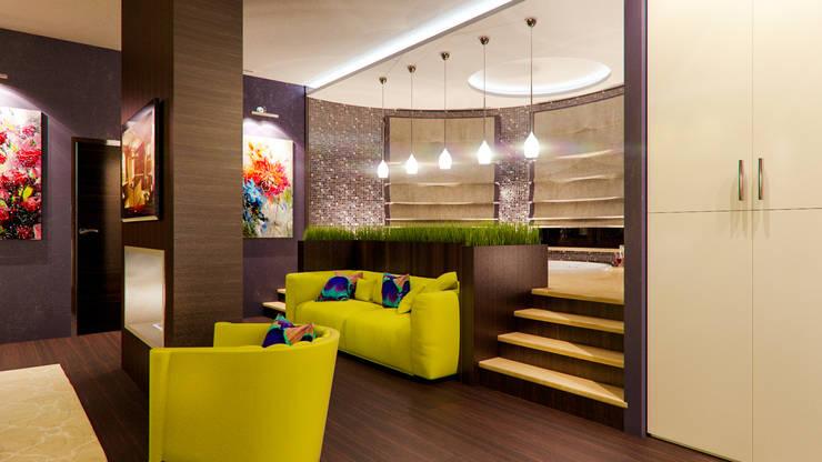 Hotelsuite, Hessen, Germany:  Wohnzimmer von Insight Vision GmbH