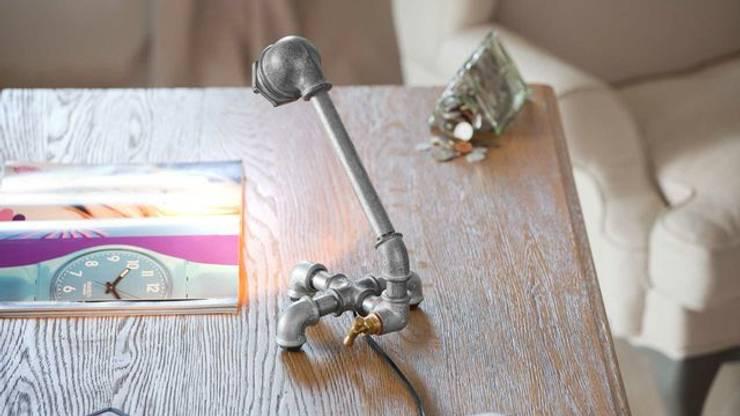 Kozo 2: styl , w kategorii Domowe biuro i gabinet zaprojektowany przez Kozo Lamp Poland