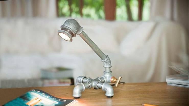 Kozo 2: styl , w kategorii Salon zaprojektowany przez Kozo Lamp Poland