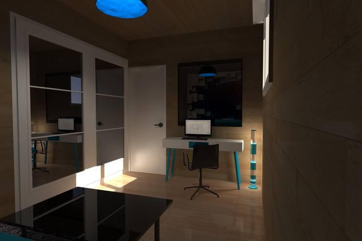Arbeitszimmer von HOME LAB'