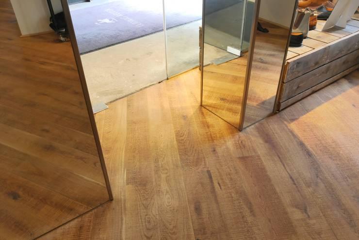 vollholzboden - pub diele von bawart:  Wände & Boden von allmermacke