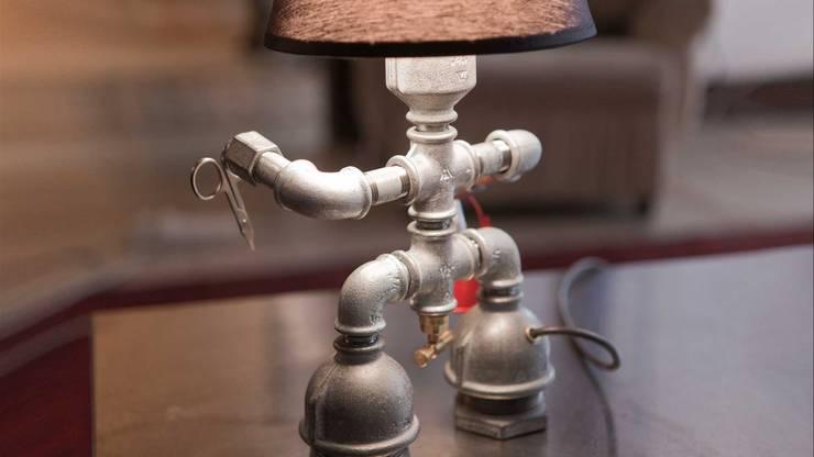 Mimi: styl , w kategorii  zaprojektowany przez Kozo Lamp Poland,Industrialny