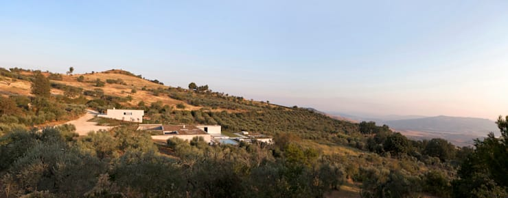 Casas mediterrânicas por Osa Architettura e Paesaggio