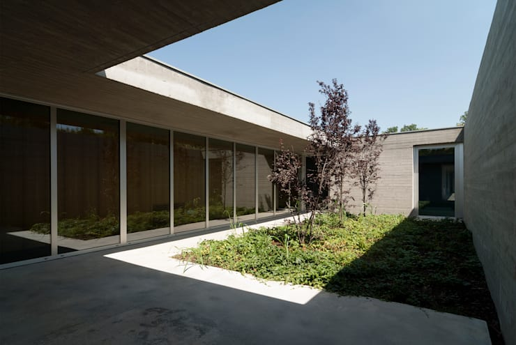 Jardines de estilo  por Osa Architettura e Paesaggio