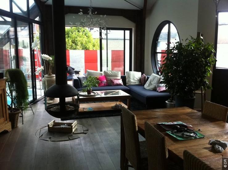 Sala de estar  por Tabary Le Lay